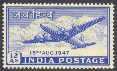 India_1947_Aircraft_12_annas