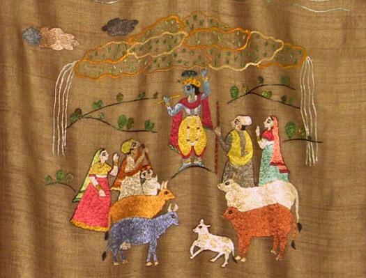 The Speaking Handkerchief