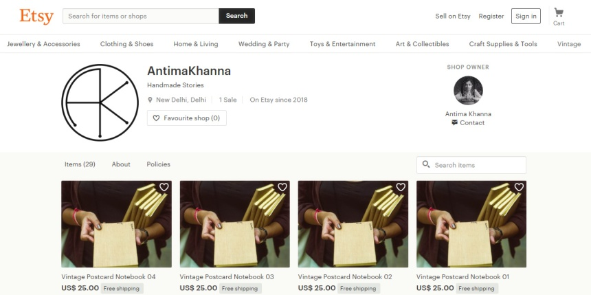 Handmade Stories by AntimaKhanna on Etsy ‎- Microsoft Edge 24-10-2018 212617.bmp
